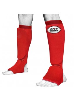 ELASTICATED SHIN PADS